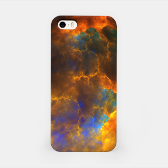 Thumbnail image of Nebula Of Fire iPhone Case, Live Heroes
