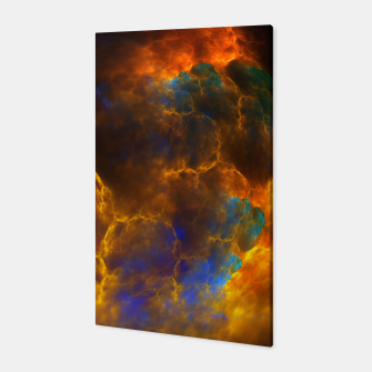 Thumbnail image of Nebula Of Fire Canvas, Live Heroes