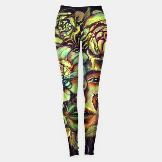 Thumbnail image of Pollinate Leggings, Live Heroes