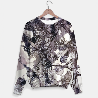 Thumbnail image of Teapunk tree Sweater, Live Heroes