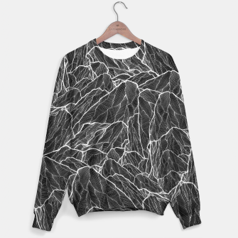 Miniatur The dark mountains 2  Sweater, Live Heroes