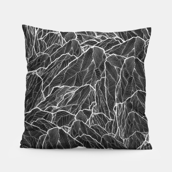 Miniatur The dark mountains 2  Pillow, Live Heroes