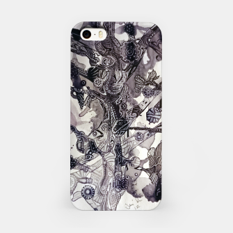 Thumbnail image of Teapunk tree iPhone Case, Live Heroes