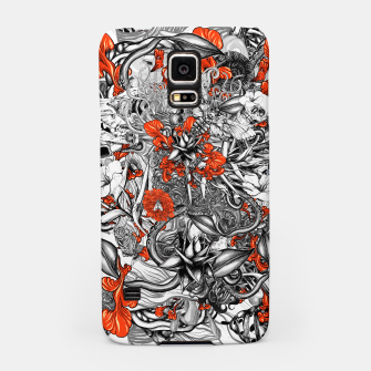 Thumbnail image of Sixth Mix Black Samsung Case, Live Heroes