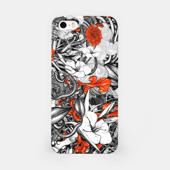 Thumbnail image of Sixth Mix Black iPhone Case, Live Heroes