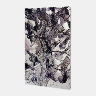 Thumbnail image of Teapunk tree Canvas, Live Heroes