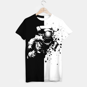Thumbnail image of Cosmic Breakthrough T-shirt, Live Heroes