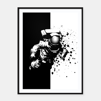 Cosmic Breakthrough Framed poster thumbnail image