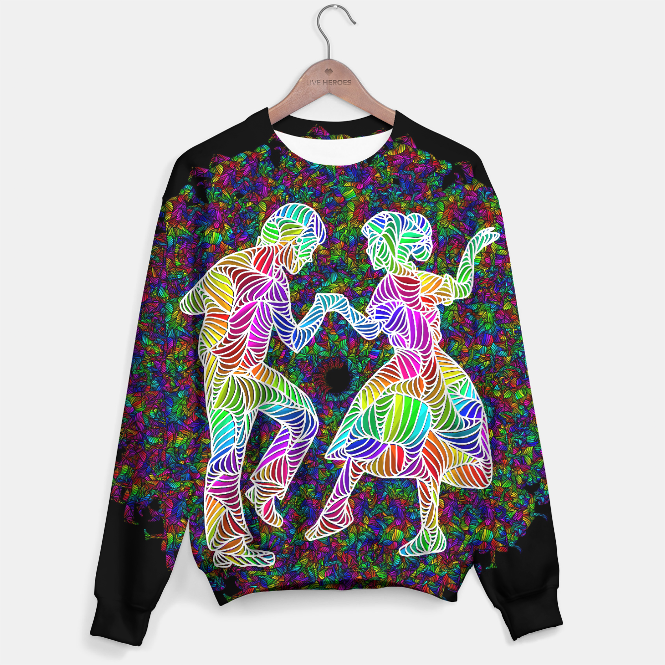 Image of dance Sweater - Live Heroes