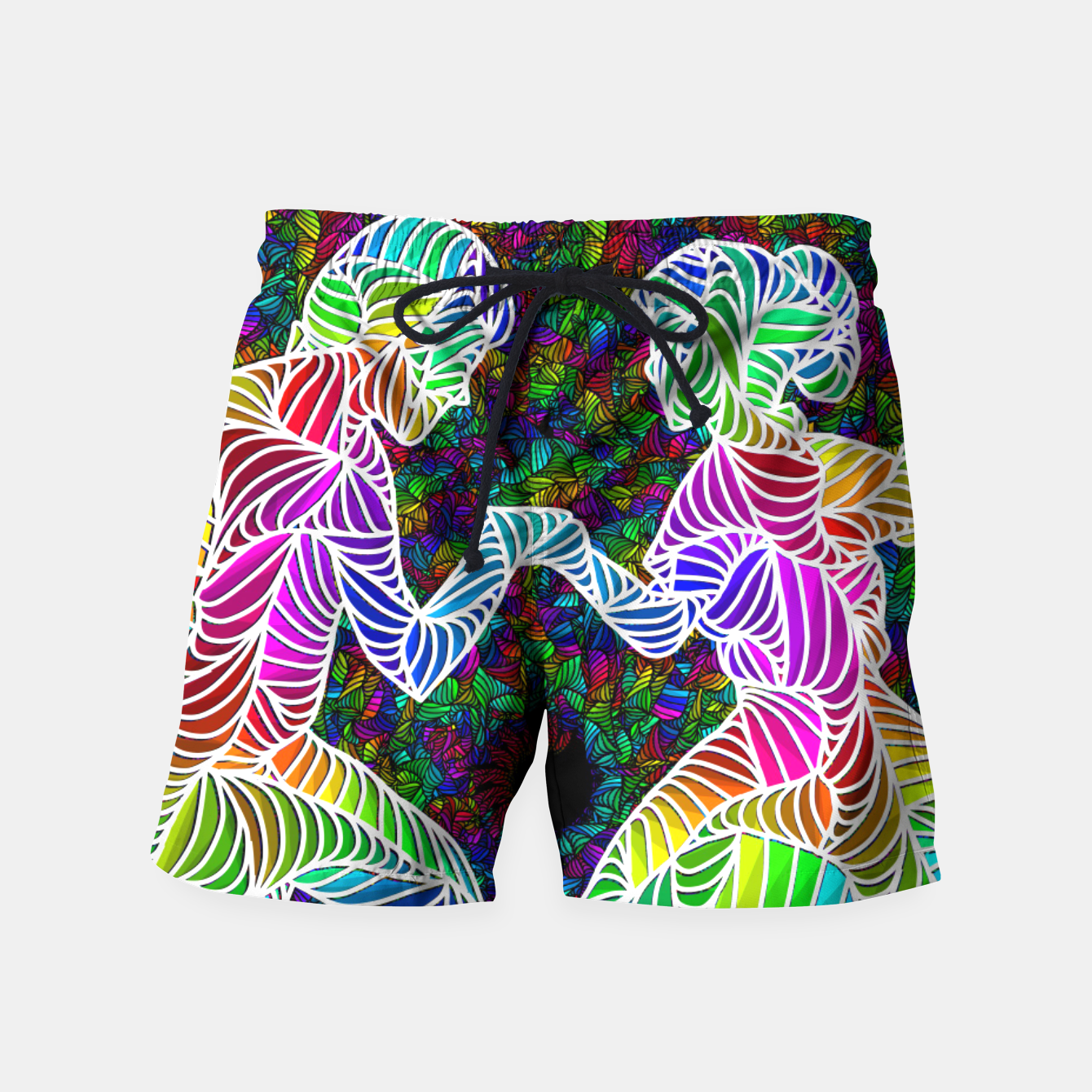 Image of dance Swim Shorts - Live Heroes