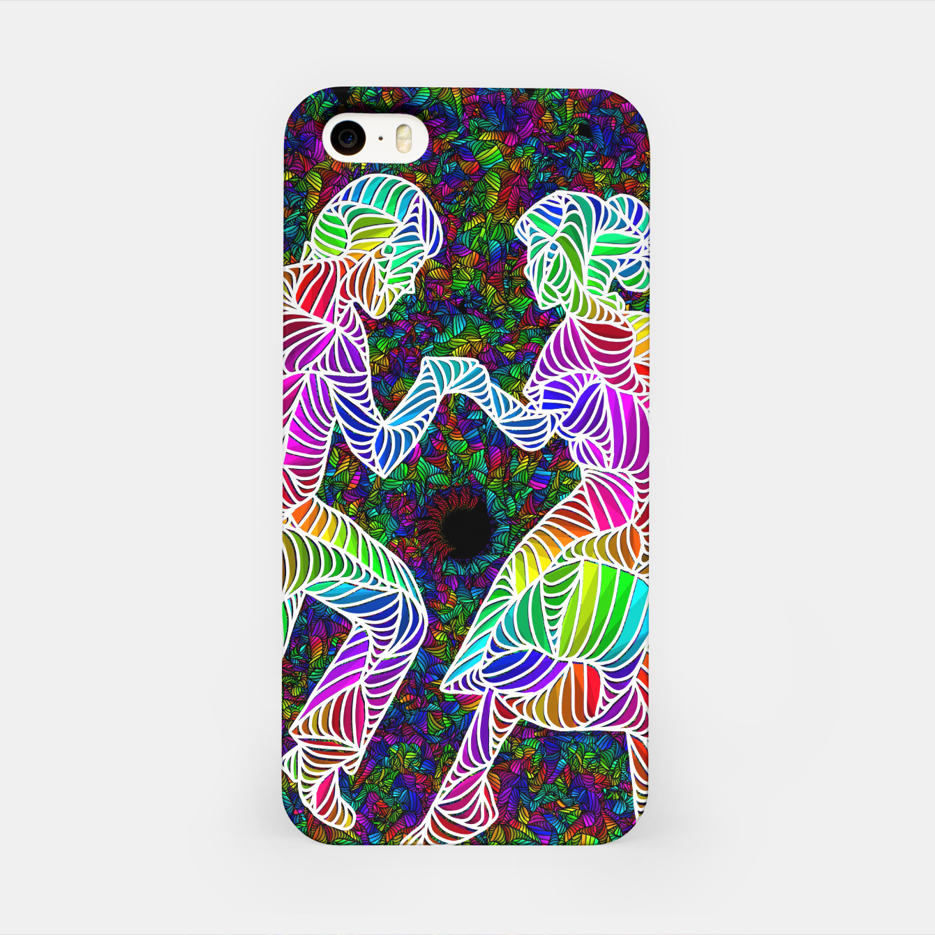 Image of dance iPhone Case - Live Heroes