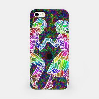 dance iPhone Case thumbnail image