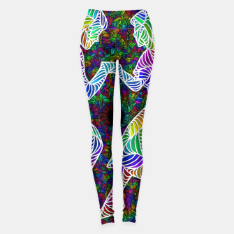 Thumbnail image of dance Leggings, Live Heroes