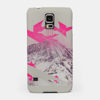 Thumbnail image of Abstracted Mountains Samsung Case, Live Heroes