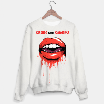 Thumbnail image of Kiss With Kindness Sweater, Live Heroes
