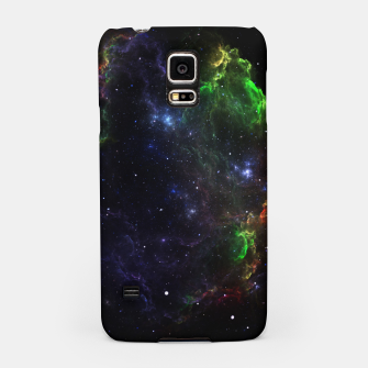 Thumbnail image of Mass Star Nebula Fractal Art Samsung Case, Live Heroes