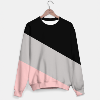 Thumbnail image of Pink Black Grey Colour Block , Live Heroes