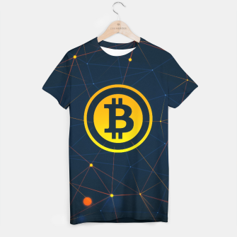 Thumbnail image of bitcoin T-shirt, Live Heroes