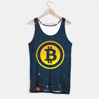 Thumbnail image of bitcoin Tank Top, Live Heroes
