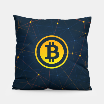 Thumbnail image of bitcoin Pillow, Live Heroes