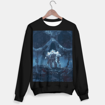 Thumbnail image of Planet of Doom Sweater regular, Live Heroes