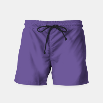 Imagen en miniatura de Color of the Year 2018 - Ultraviolet - Pure&Basic Badeshorts, Live Heroes