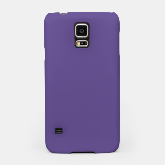 Imagen en miniatura de Color of the Year 2018 - Ultraviolet - Pure&Basic Handyhülle für Samsung, Live Heroes