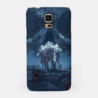 Thumbnail image of Planet of Doom Samsung Case, Live Heroes
