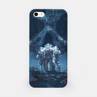 Thumbnail image of Planet of Doom iPhone Case, Live Heroes