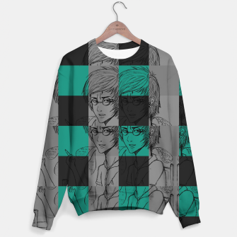 Thumbnail image of Harry inspired Sweater, Live Heroes