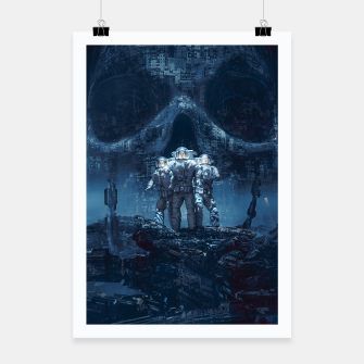 Thumbnail image of Planet of Doom Poster, Live Heroes