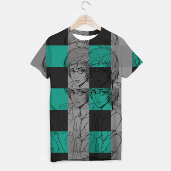 Thumbnail image of Harry inspired T-shirt, Live Heroes
