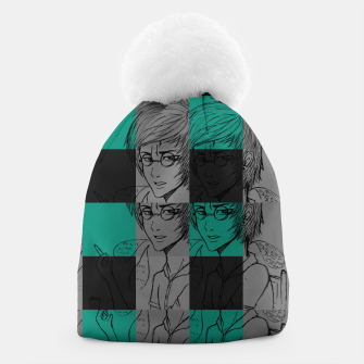 Thumbnail image of Harry inspired Beanie, Live Heroes