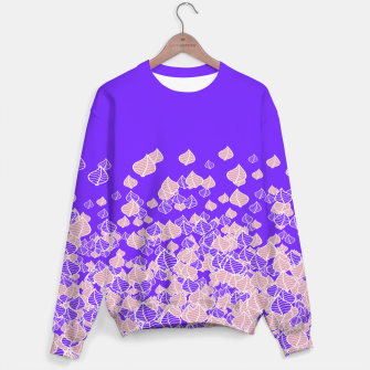 Thumbnail image of Leaf Blower PINK Sweater, Live Heroes