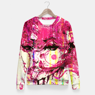 Thumbnail image of Alien Fitted Waist Sweater, Live Heroes