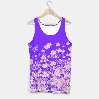 Thumbnail image of Leaf Blower PINK Tank Top, Live Heroes
