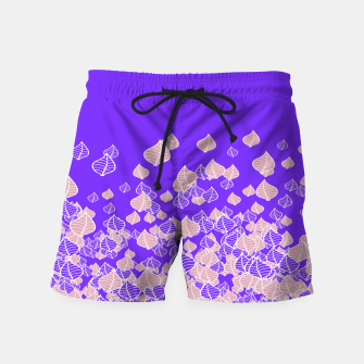 Thumbnail image of Leaf Blower PINK Swim Shorts, Live Heroes