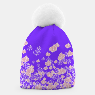 Thumbnail image of Leaf Blower PINK Beanie, Live Heroes