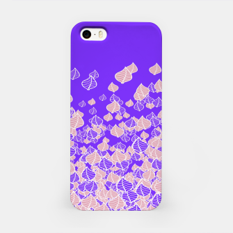 Leaf Blower PINK iPhone Case thumbnail image