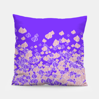Thumbnail image of Leaf Blower PINK Pillow, Live Heroes