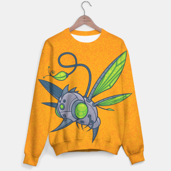 Miniatur HUMM-BUZZ Pollination Drone Sweater, Live Heroes
