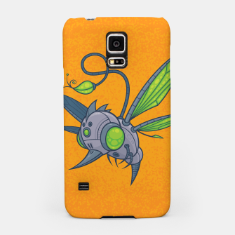Miniatur HUMM-BUZZ Pollination Drone Samsung Case, Live Heroes