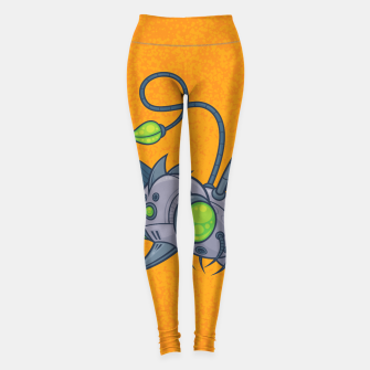 Miniatur HUMM-BUZZ Pollination Drone Leggings, Live Heroes