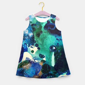 Thumbnail image of The Wonders of the World, Tiny World Collection Girl's Summer Dress, Live Heroes