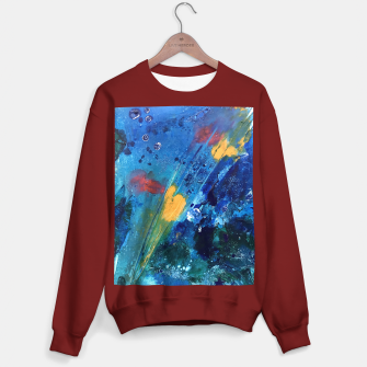Thumbnail image of Views of Rainbow Coral, Tiny World Collection Sweater regular, Live Heroes