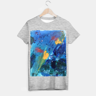 Thumbnail image of Views of Rainbow Coral, Tiny World Collection T-shirt regular, Live Heroes