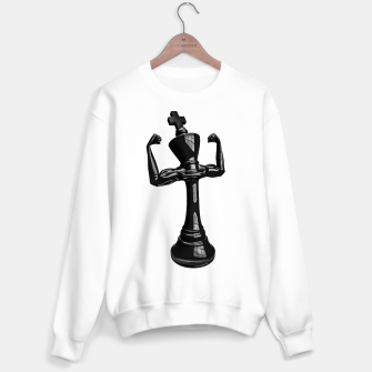 Thumbnail image of The King Sweater, Live Heroes