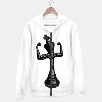 Thumbnail image of The King Hoodie, Live Heroes