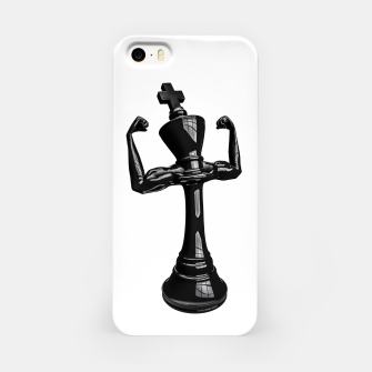 Thumbnail image of The King iPhone Case, Live Heroes