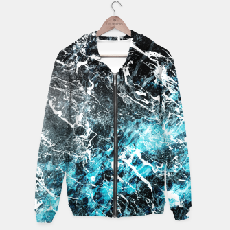 Thumbnail image of The cold frozen waves Hoodie, Live Heroes